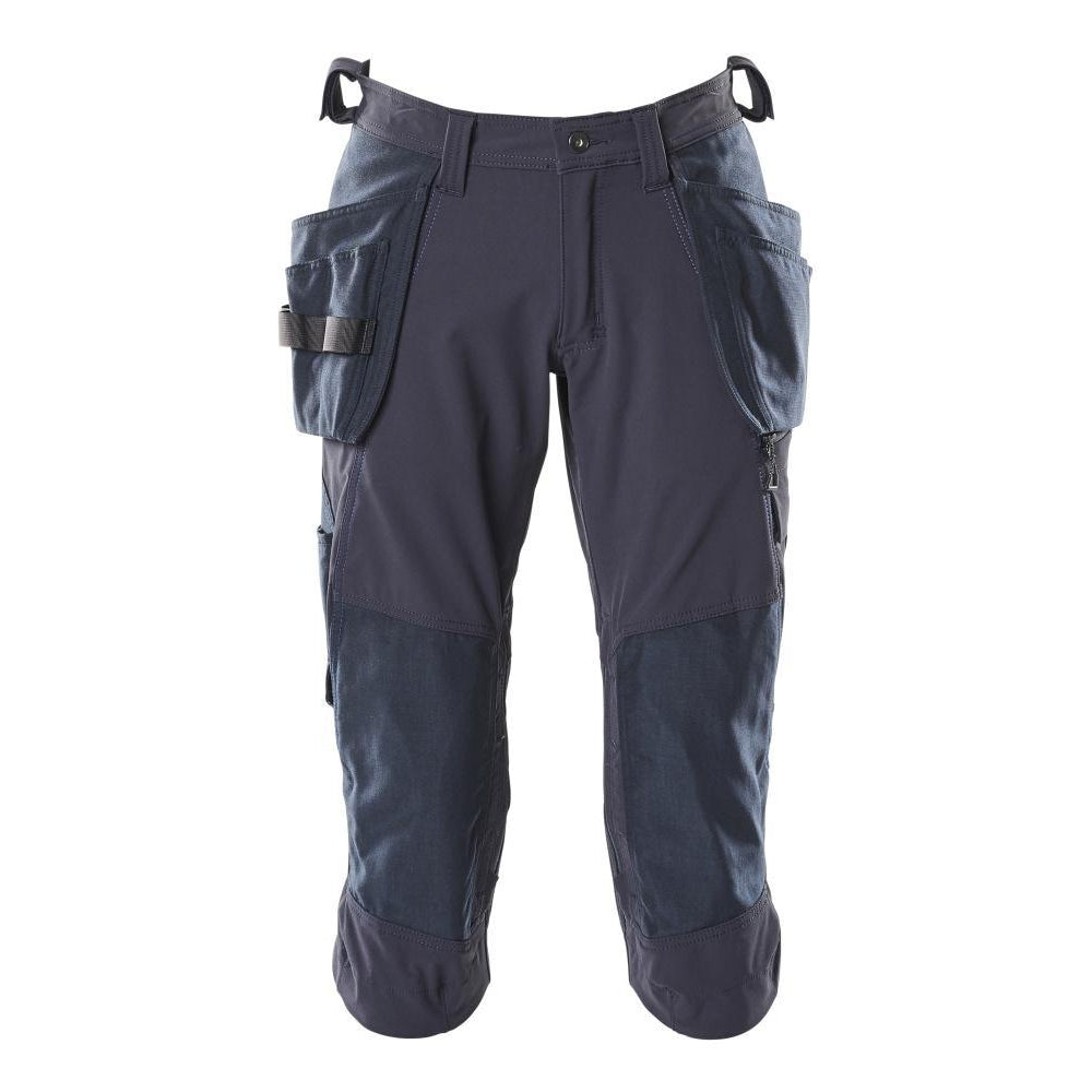 Mascot Accelerate ¾ Length Trousers With Kneepad Pockets And Holster Pockets
