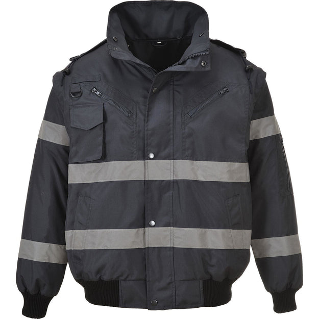 Portwest Iona 3 in 1 Bomber Jacket S435