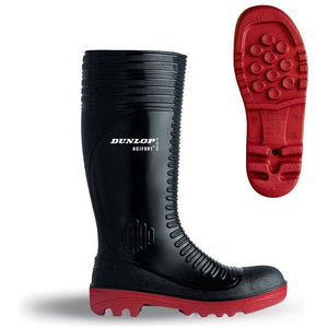 Dunlop Acifort Ribbed Full Safety TRL-4597
