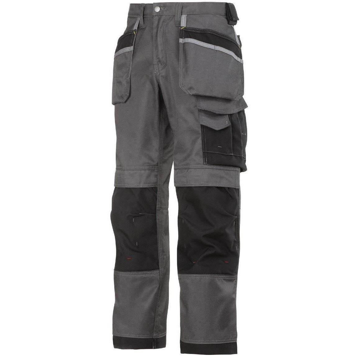Snickers Workwear Craftsmen Holster Pocket Trousers DuraTwill