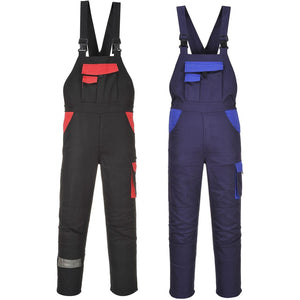 Portwest Warsaw Bib and Brace CW12