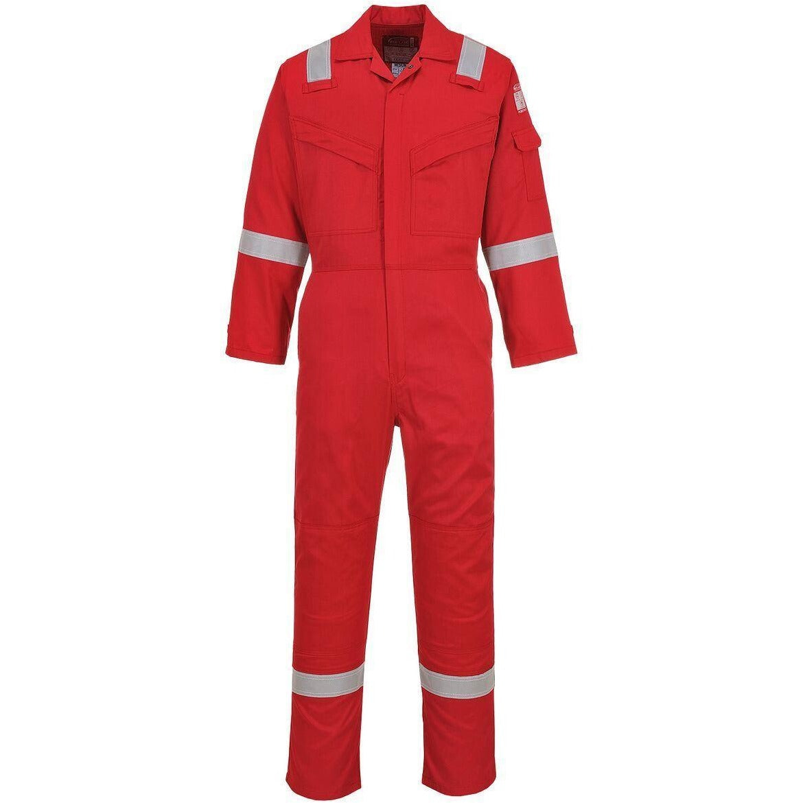 Portwest Flame Resistant Super Light Weight Anti-Static Coverall 210g FR21