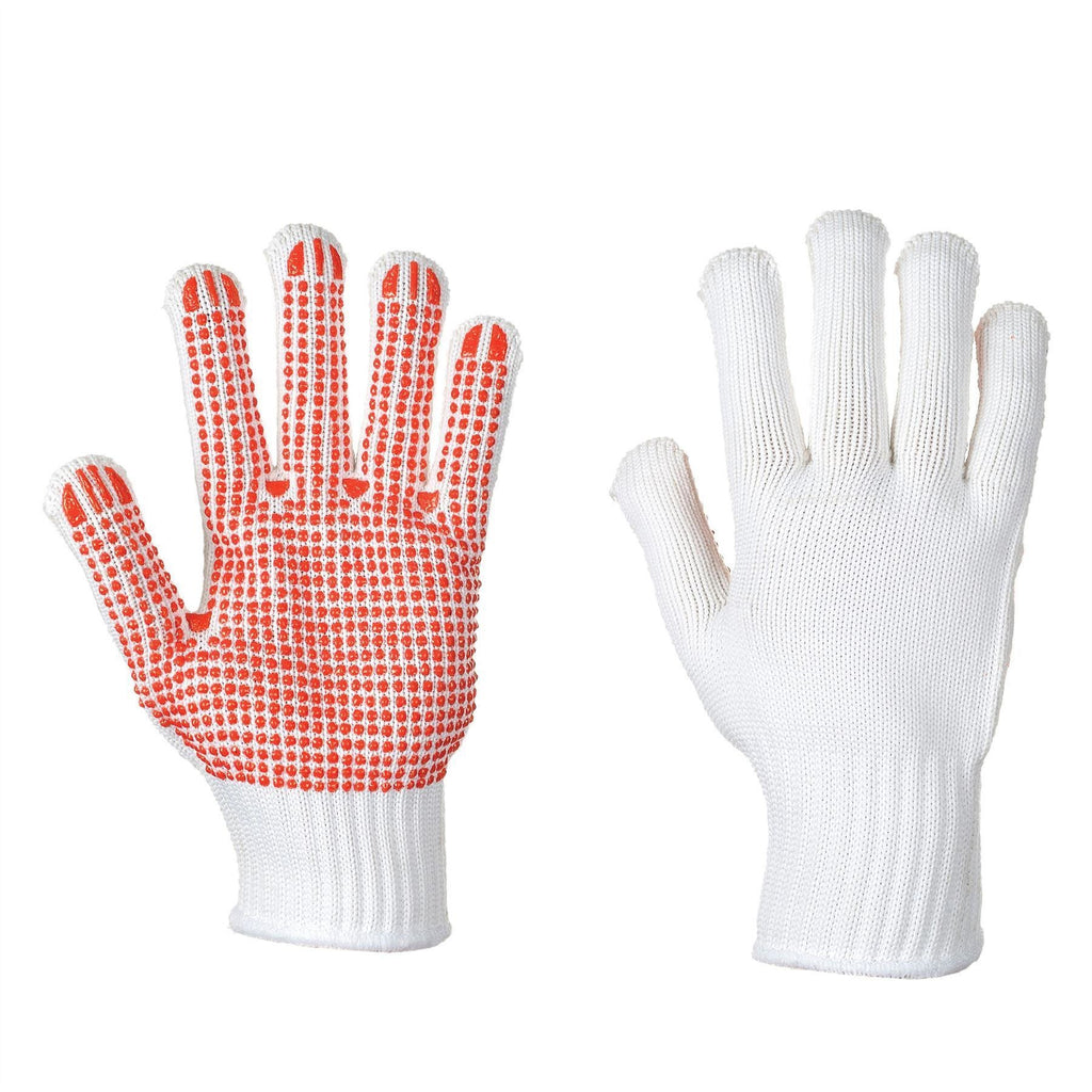 Portwest Heavyweight Polka Dot Glove A112
