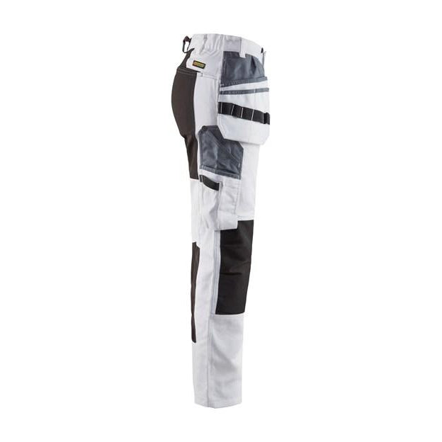 Blaklader Ladies Painter Trouser With Stretch Panels