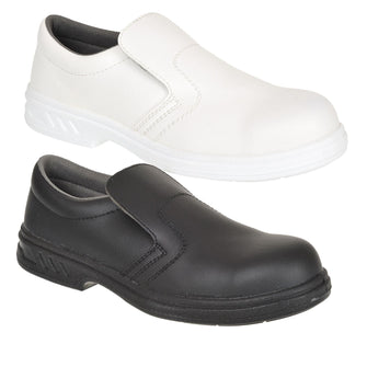 Portwest Steelite Slip On Safety Shoe S2 FW81