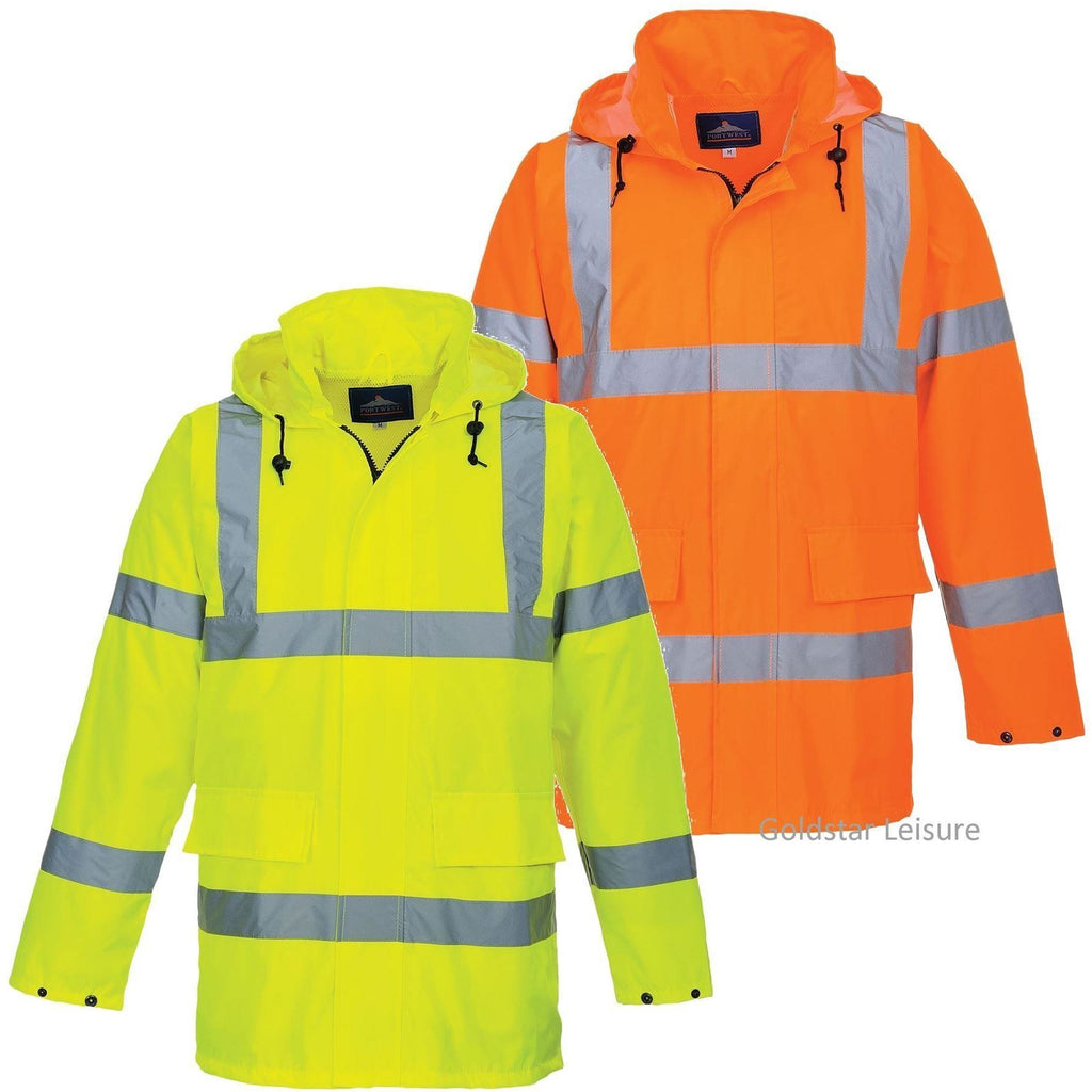 Portwest Hi-Vis Lite Traffic Jacket S160
