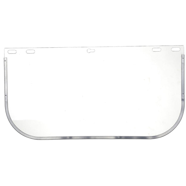 Portwest Replacement Shield Plus Visor Clear One Size  PW99