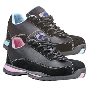 Portwest Steelite Ladies Safety Trainer S1P HRO FW39