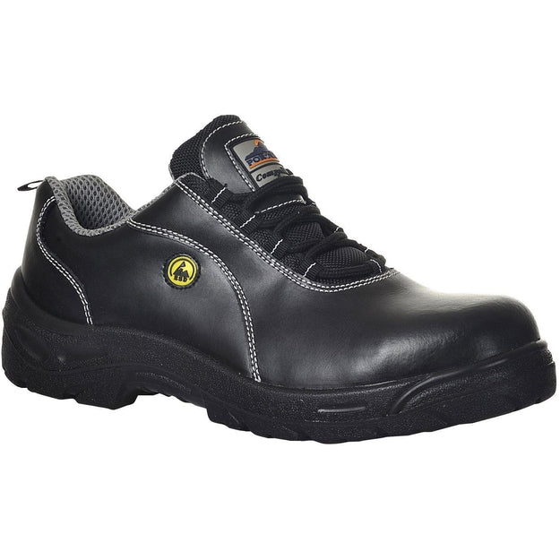 Portwest Compositelite ESD Leather Safety Shoe S1 FC02