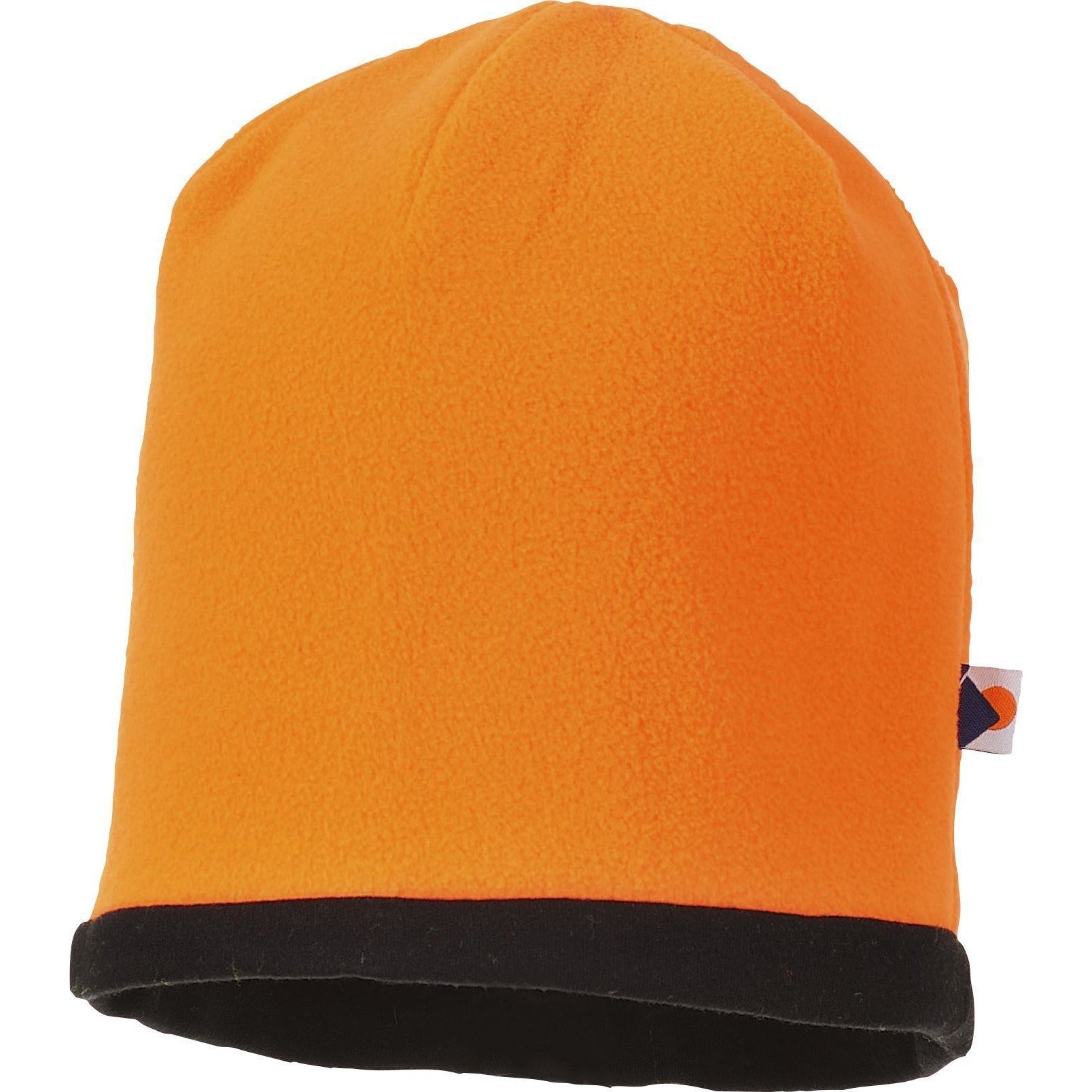 Portwest Reversible Hi-Vis Beanie Hat HA14