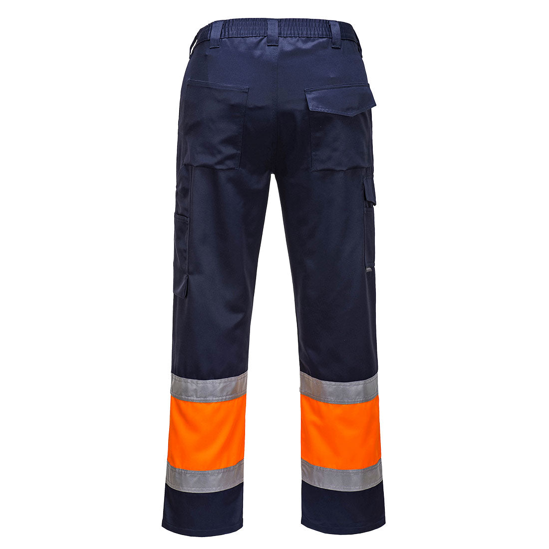 Portwest Hi-Vis Two Tone Combat Trousers E049