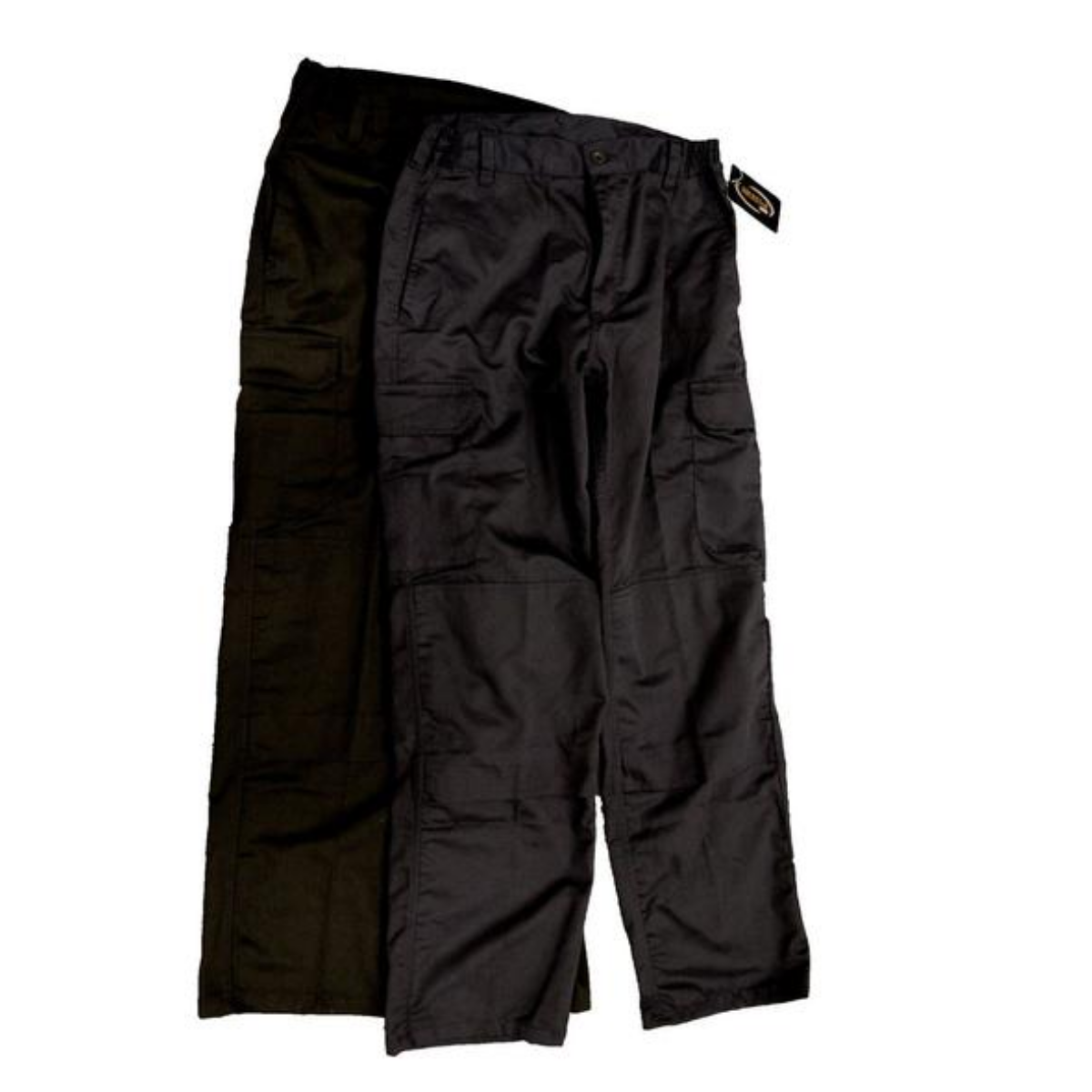 c4046d705f GS Workwear Mens Cargo Combat Work Trousers with Pockets for Knee Pads 30