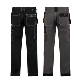 "GS Workwear 32"" Leg Heavy Duty Work Cargo Trousers"