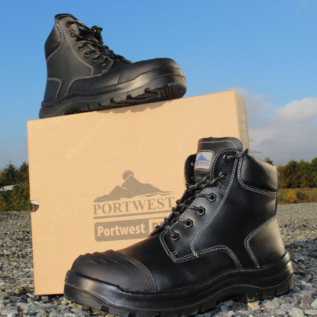 Portwest Foyle Safety Boot S3 HRO CI HI FD11