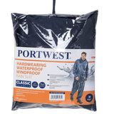 Portwest PVC Coated Rain Suit L440