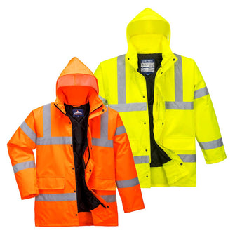 Portwest Hi-Vis Traffic Jacket S460