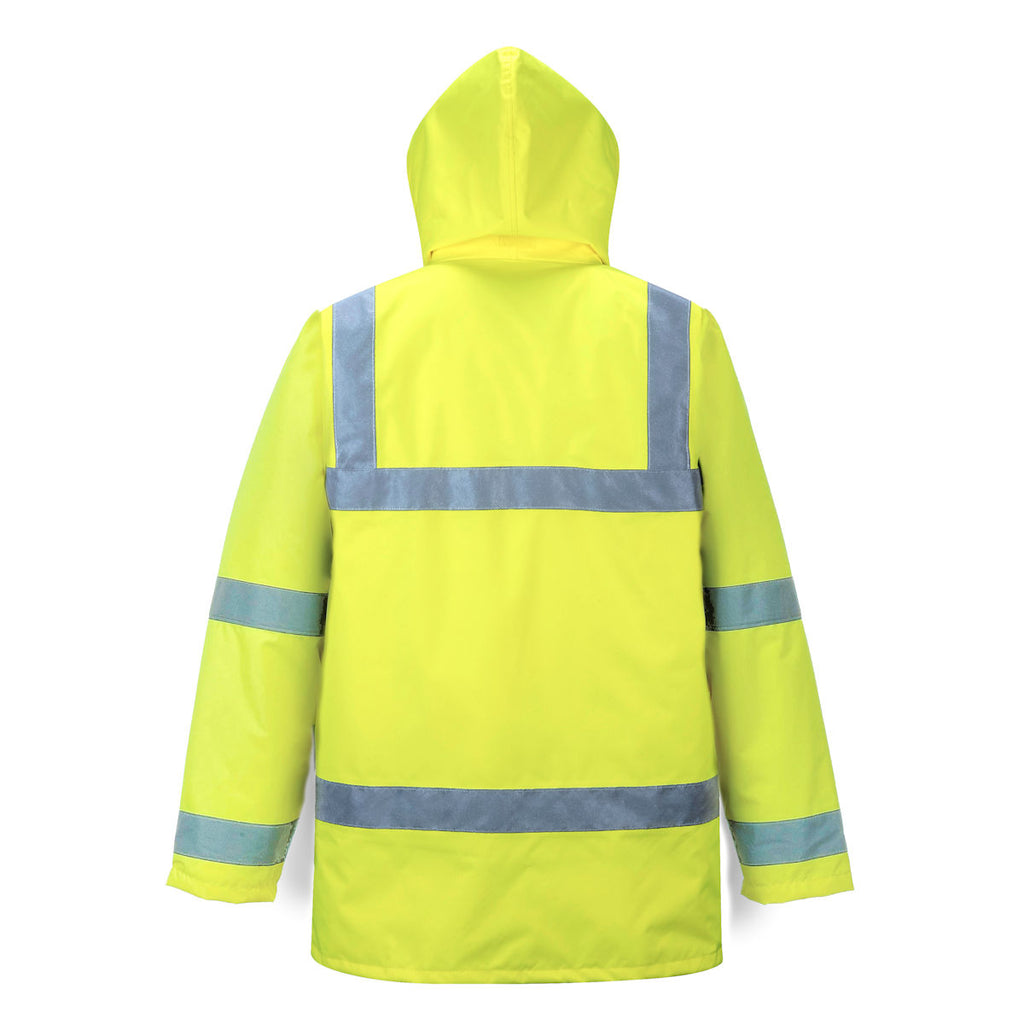 Portwest Hi-Vis 4-in-1 Traffic Jacket S468