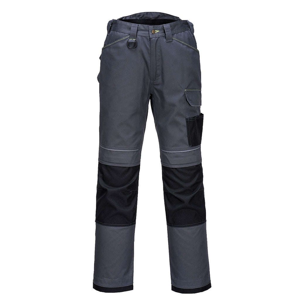 Spruce Green with Pockets D-Max Drivers Value Basic Workwear Trousers