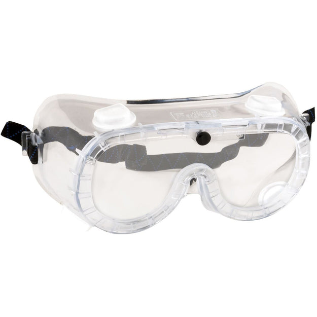Portwest Indirect Vent Goggle Clear One Size  PW21