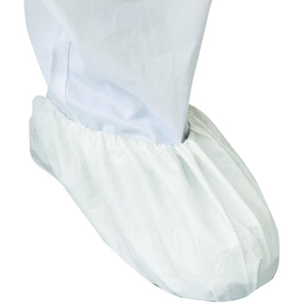 Portwest BizTex Microporous Shoe Cover Type 6PB White Regular