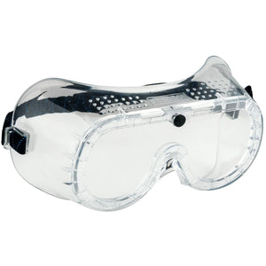 Portwest Direct Vent Goggle Clear One Size  PW20