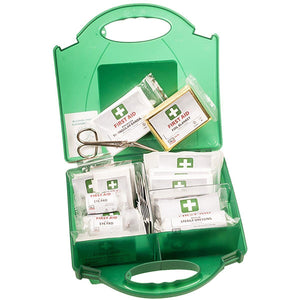 Portwest PW Workplace First Aid Kit 25+ Green   FA11