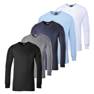 Portwest Thermal T-Shirt Long Sleeve B123