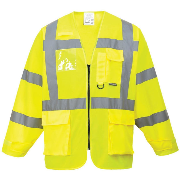 Portwest Hi-Vis Executive Jacket S475
