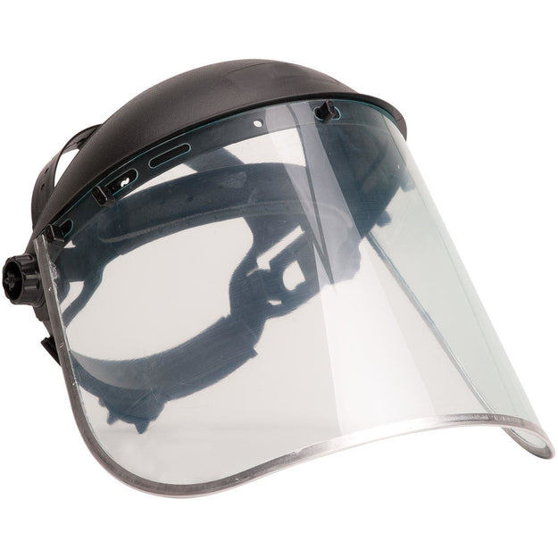 Portwest Face Shield Plus Clear One Size  PW96