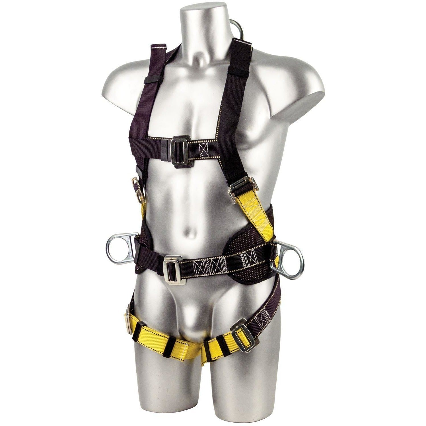 Portwest Portwest 2 Point Harness Comfort Plus Black One Size  FP15