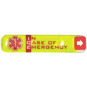 Portwest ID Holder Yellow   ID10