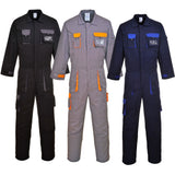 Portwest Portwest Texo Contrast Coverall TX15