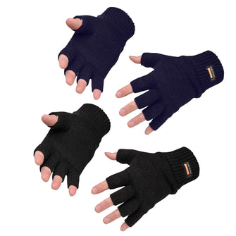 Portwest Fingerless Knit Insulatex Glove GL14