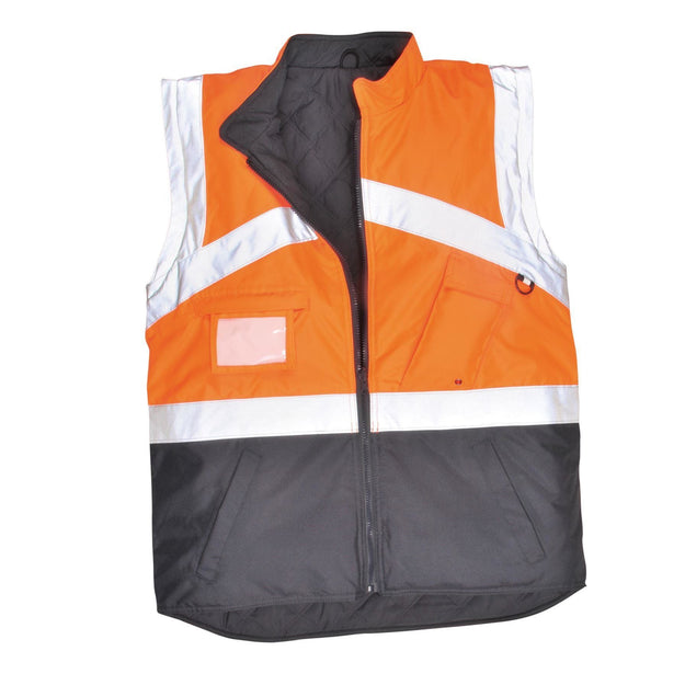 Portwest Hi-Vis 2-Tone Jacket - Reversible S769
