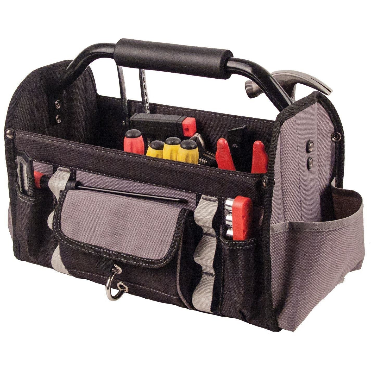 Portwest Open Tool Bag Black 38cm x 20cm x 25cm  TB02