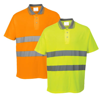 Portwest Cotton Comfort Polo S171