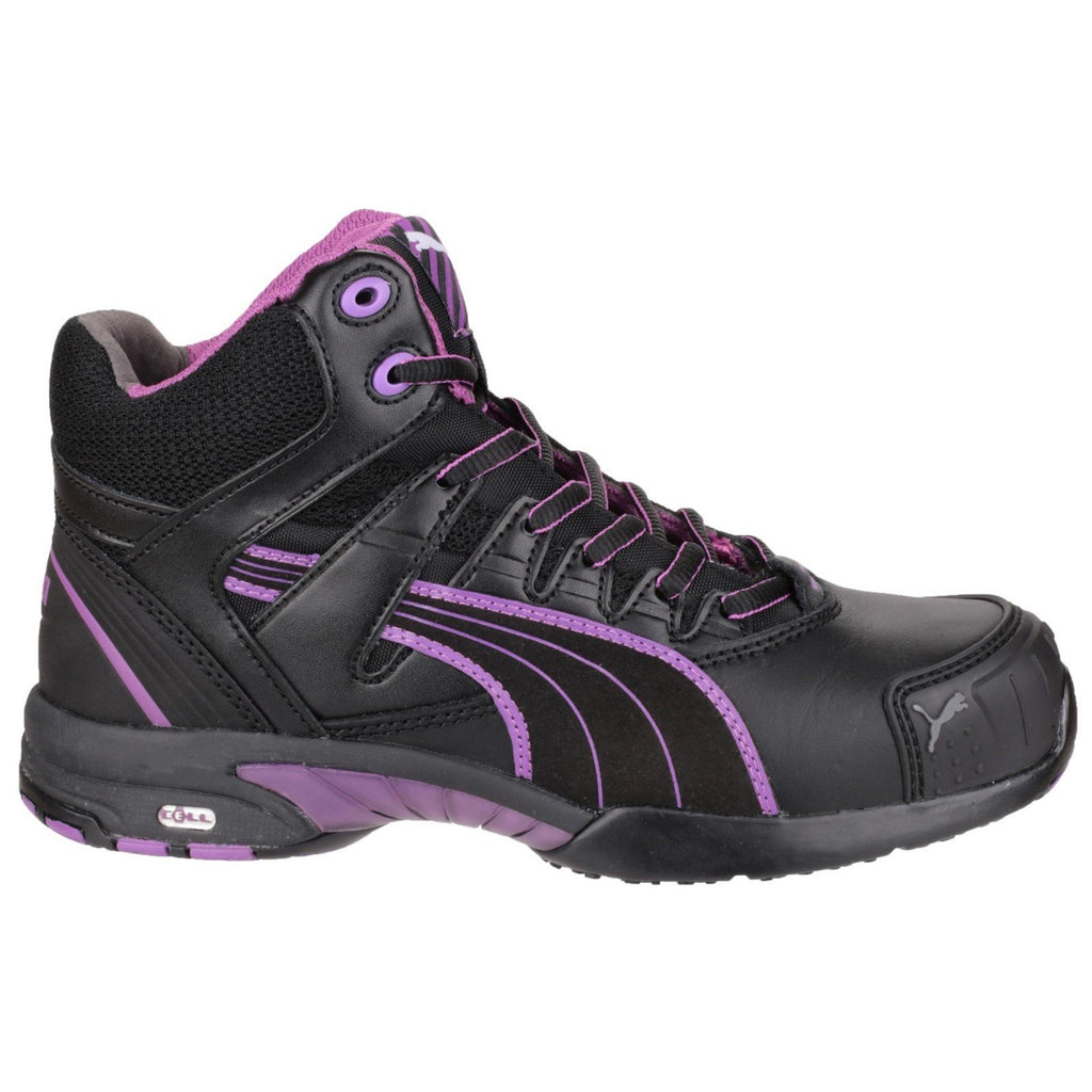 Puma Safety Stepper WMNS Mid Boots