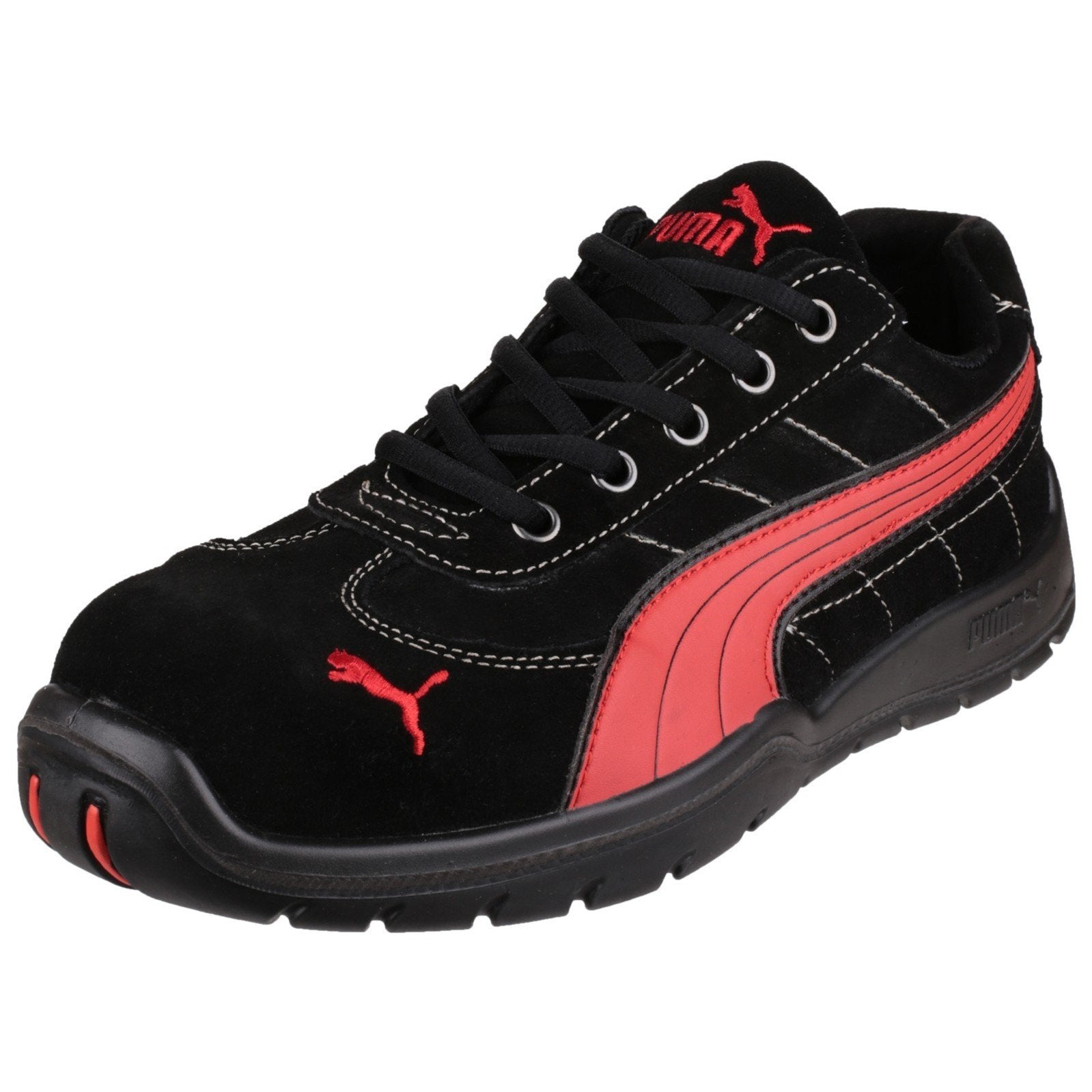 Puma Safety Silverstone Low Trainers
