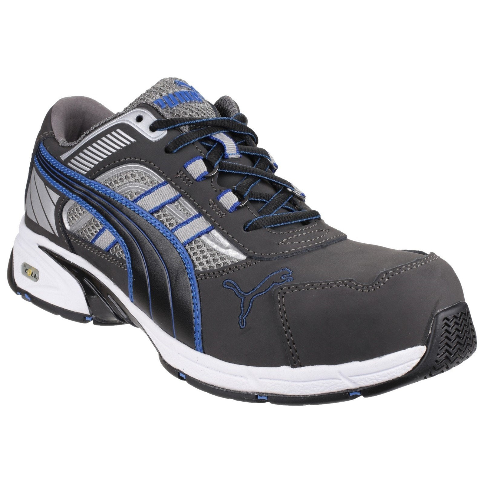 Puma Safety Pace Blue Trainers