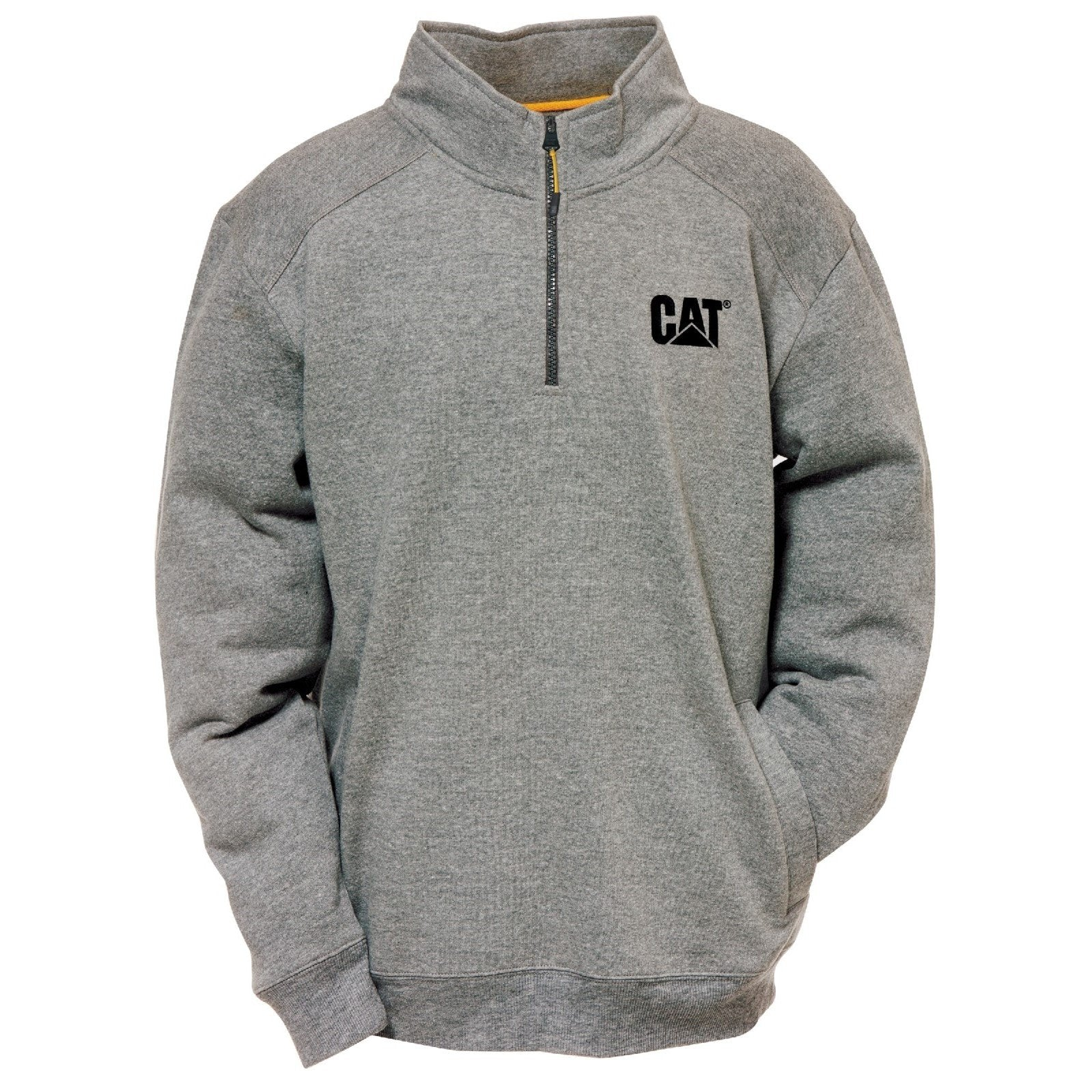 Caterpillar Canyon 1/4 Zip Sweatshirt
