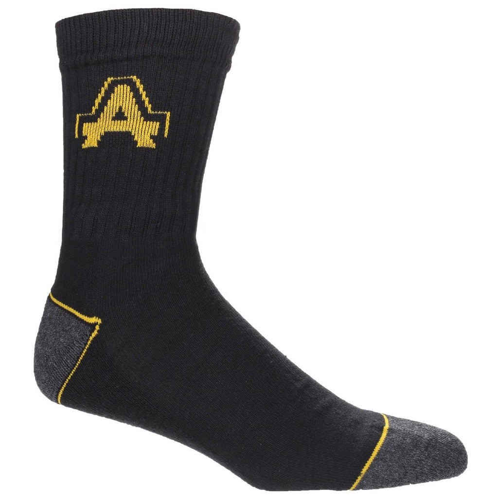 Amblers Safety Amblers Work Socks 3pk