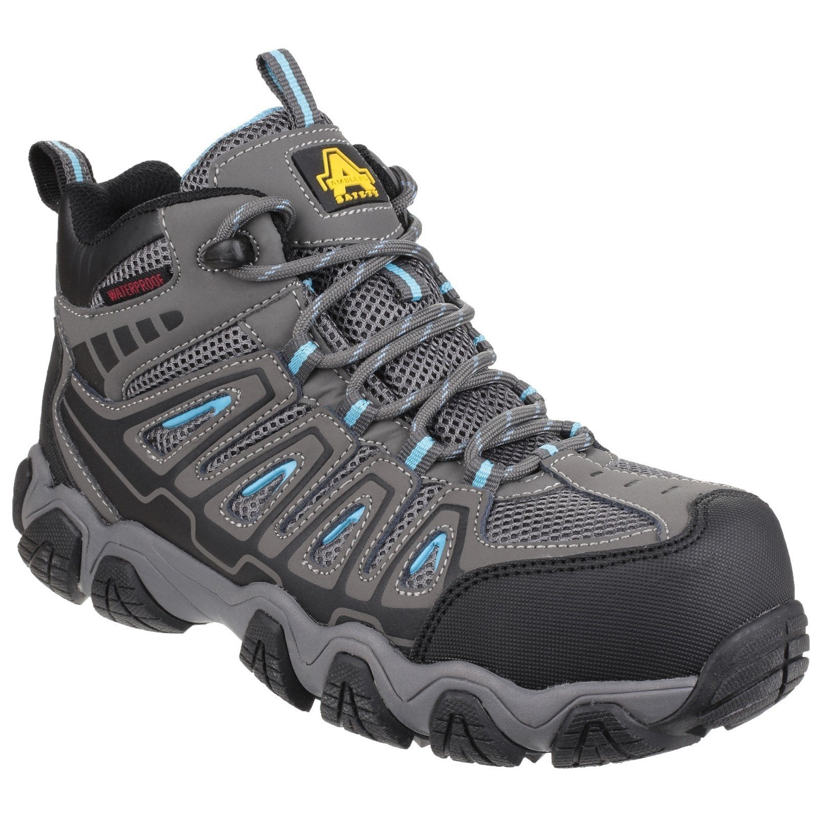 Amblers Ladies Safety Hiking Boots