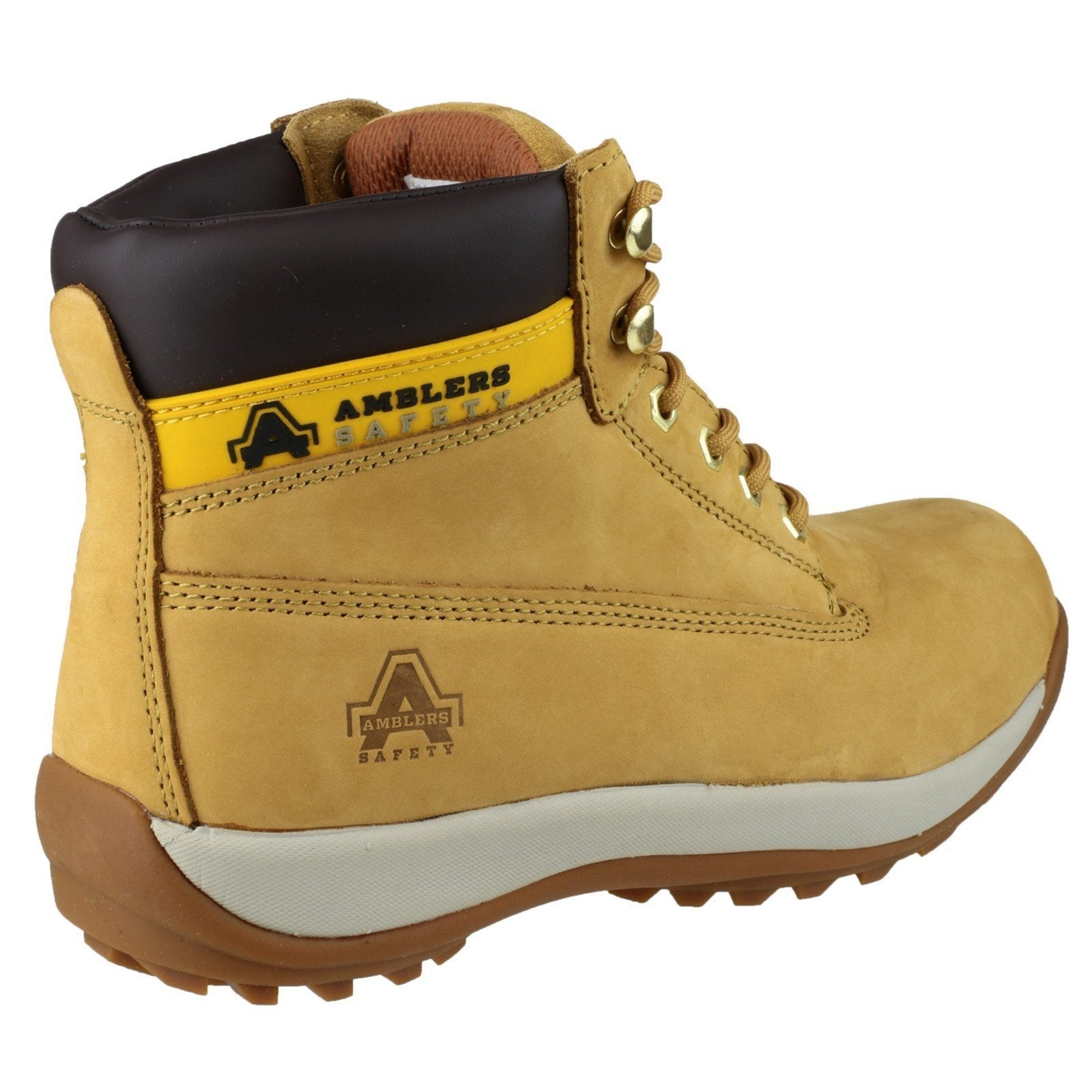Amblers Safety Unisex Lace Up Safety Boots