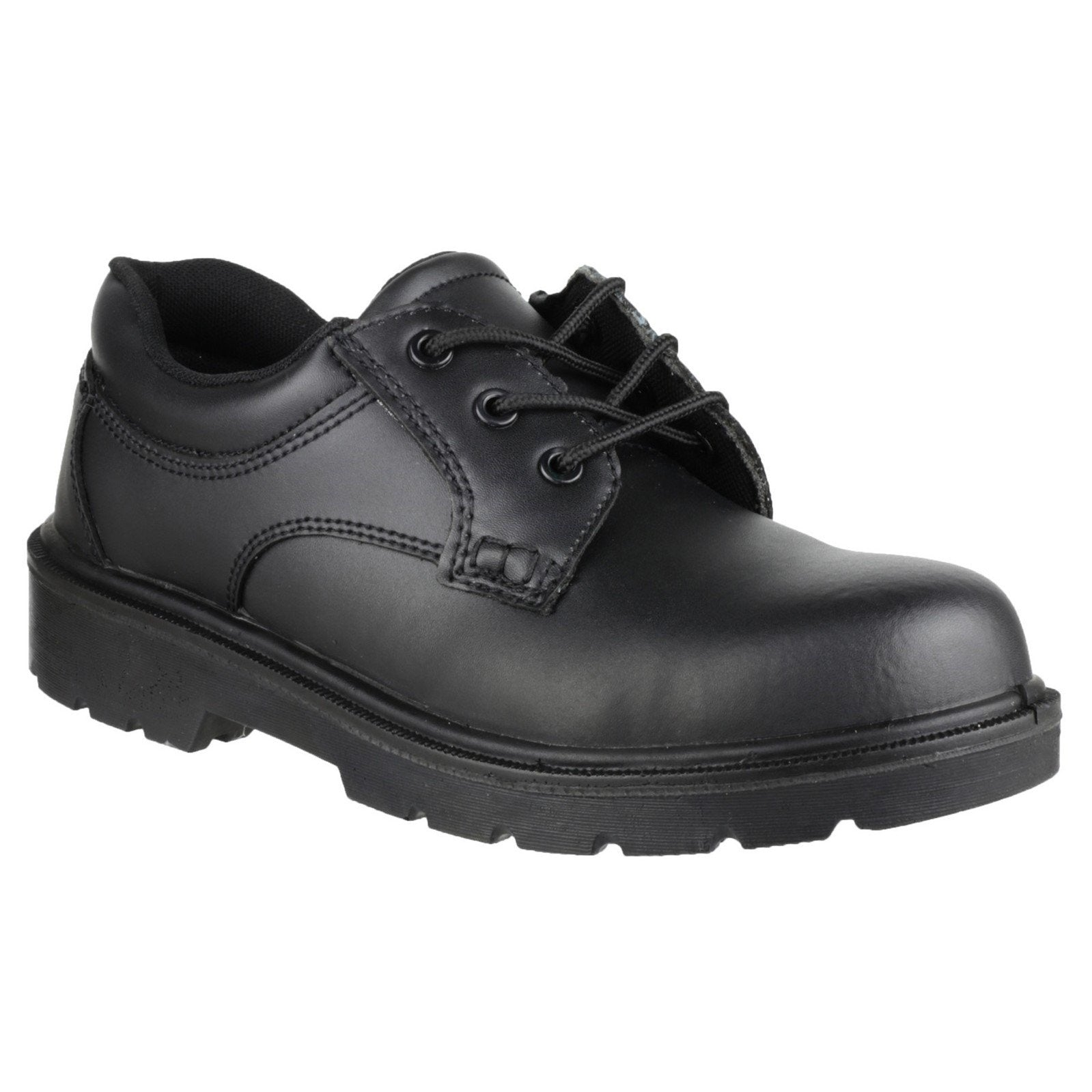 Amblers Lace Up Safety Shoes