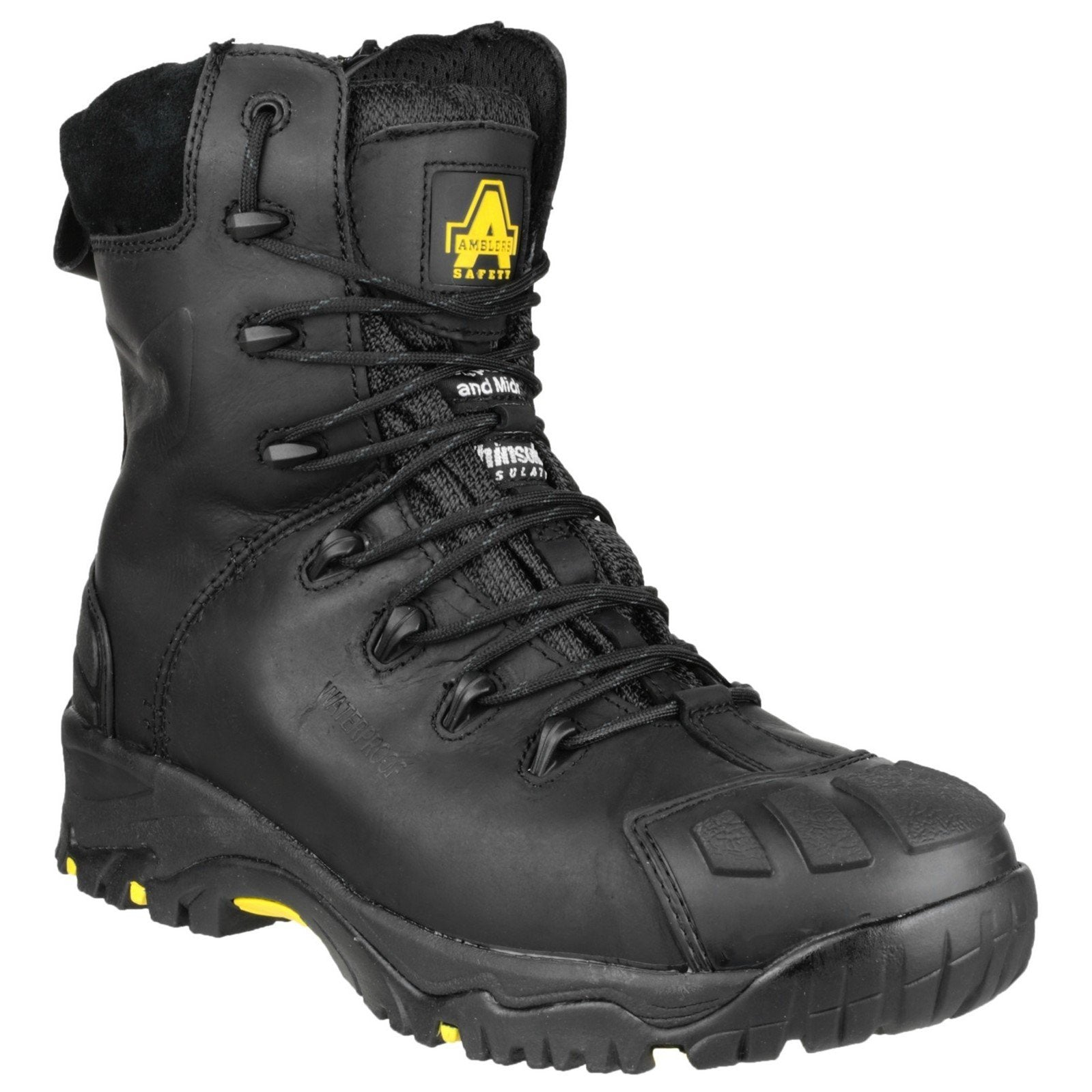 Amblers Safety Hi Leg Boots