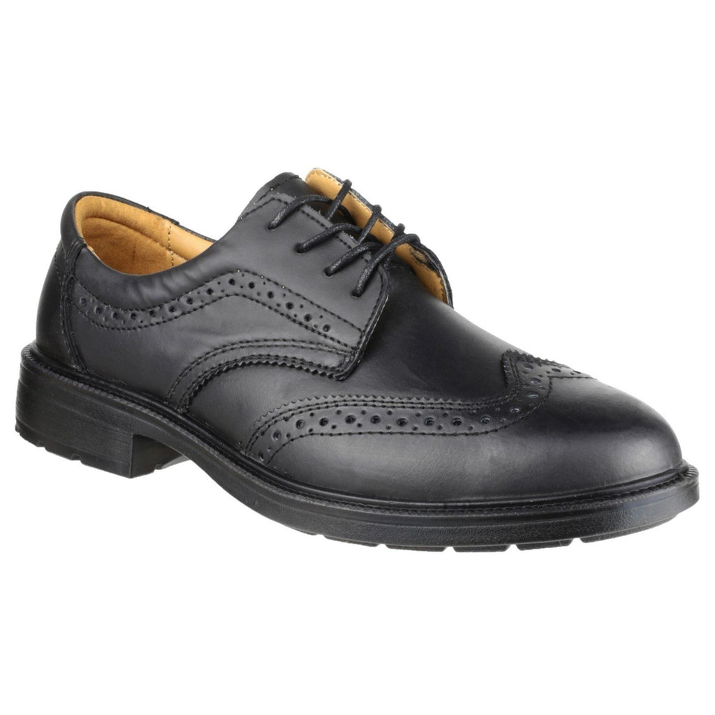 Amblers Safety Brogue Shoes