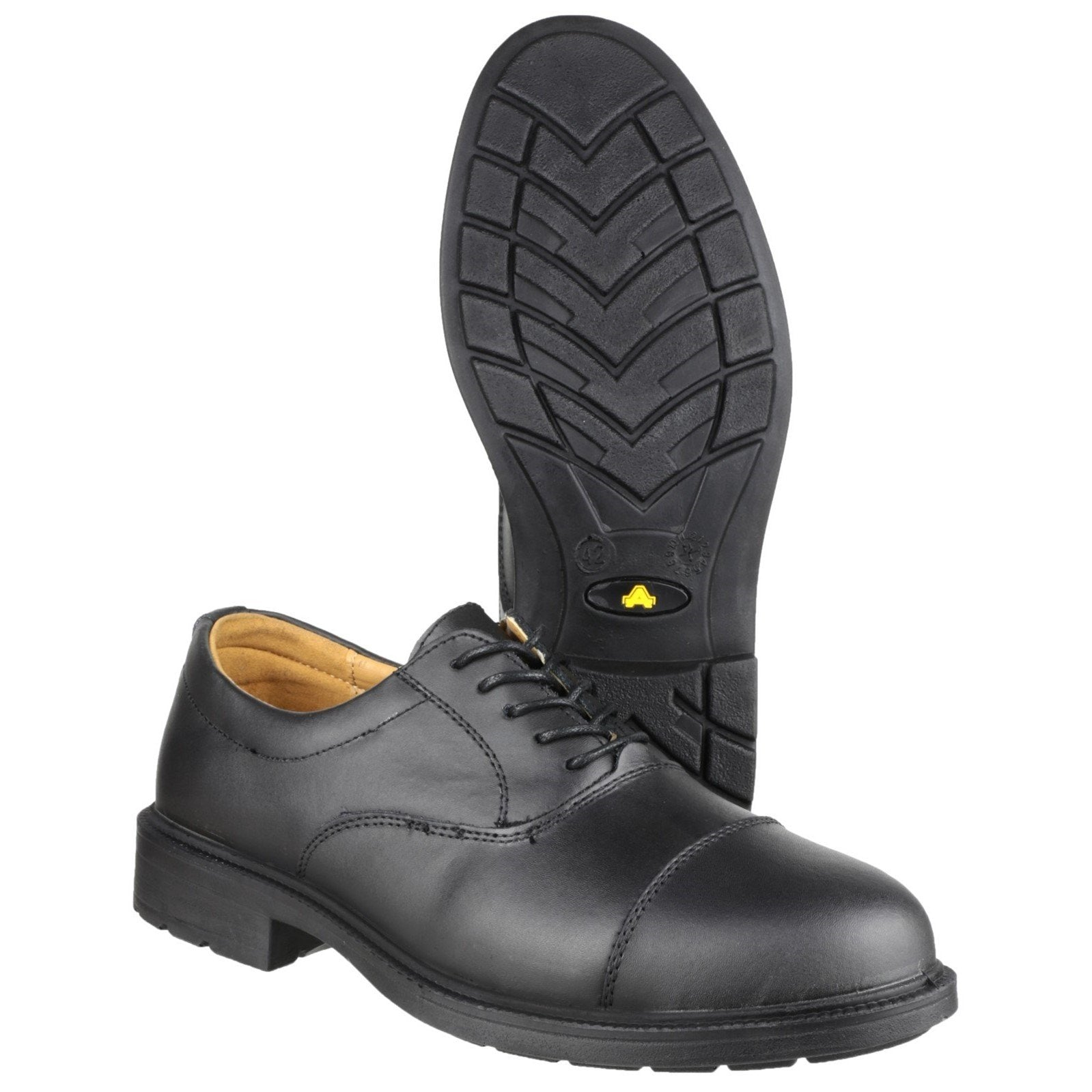 Amblers Oxford Safety Shoes