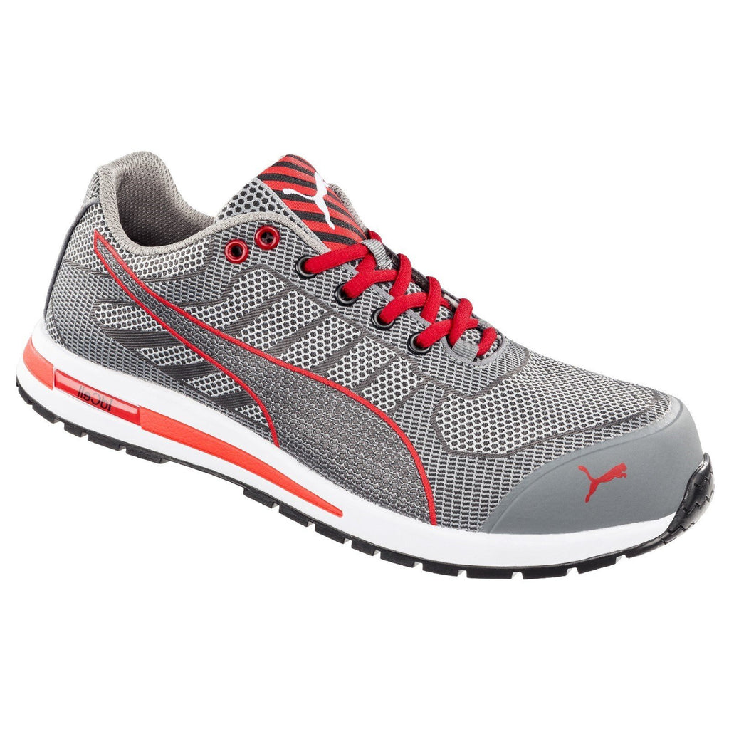 Puma Safety Xelerate Knit Low Trainers