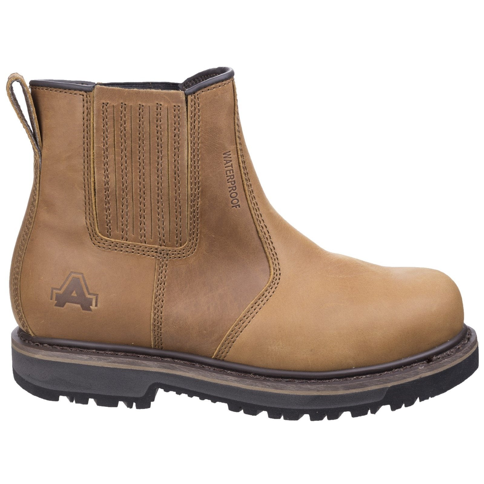 ac9d36f8654 Amblers Goodyear Welted Safety Dealer Boots - GS Workwear