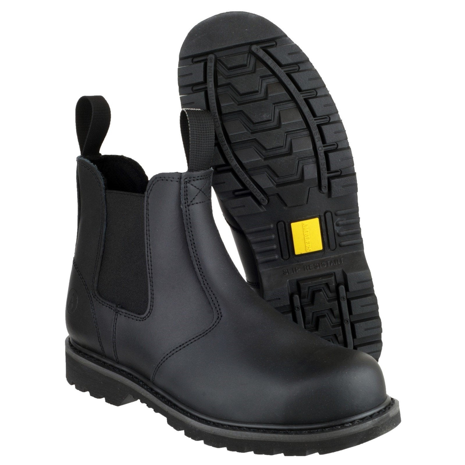 Amblers Goodyear Welted Safety Dealer Boots